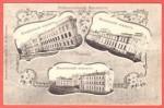 Антикварная открытка Томск. Технологический институт