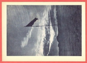 """Почтовая карточка № 24 Лагерь """"Шмидта"""" ликвидирован."""
