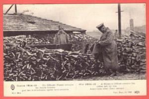 Открытка Первая Мировая война