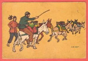 Почтовая карточка Тифлис